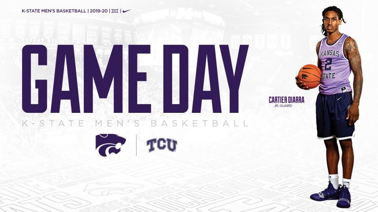 TCU Edges K-State with Late Tip-In, 59-57