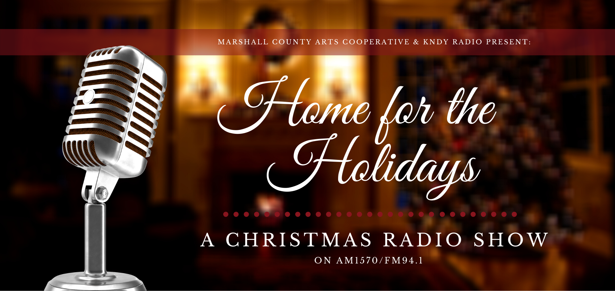 106.7 Fm Christmas Music 2021 List Christmas Radio Show Planned By Mcac And Kndy Radio Sunflower State Radio